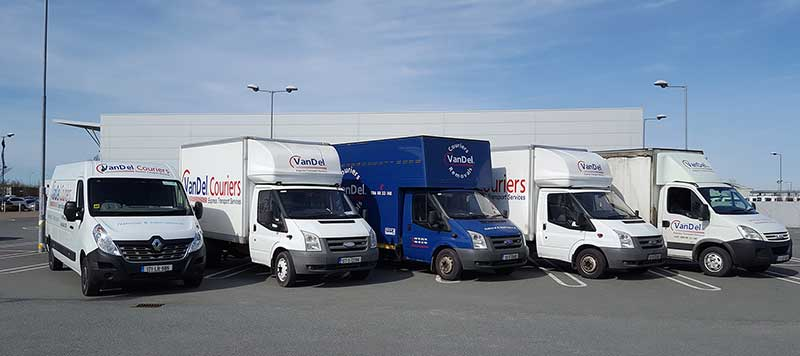 Vandel Couriers Fleet