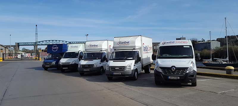 Vandel Couriers Fleet